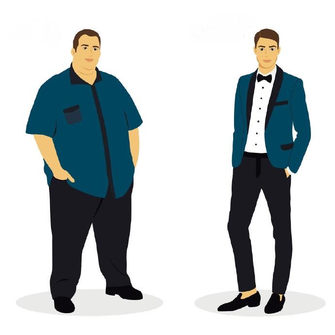 易胖体怎样变成易瘦体质?