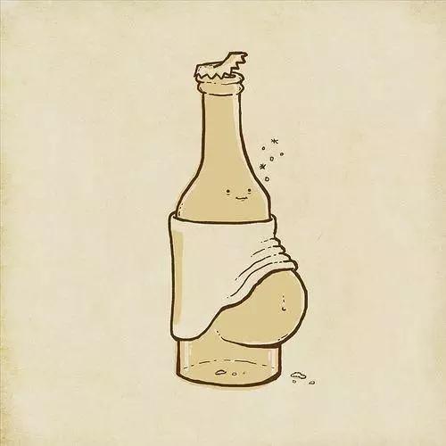 啤酒肚里装的是什么?才不是啤酒!