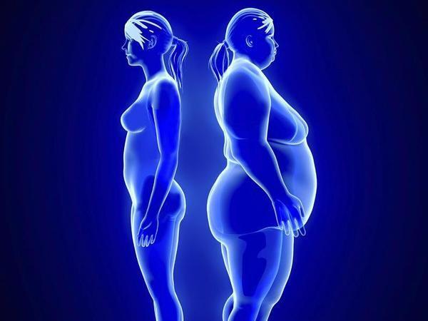 你最爱发胖的部位是哪里?局部肥胖怎么破