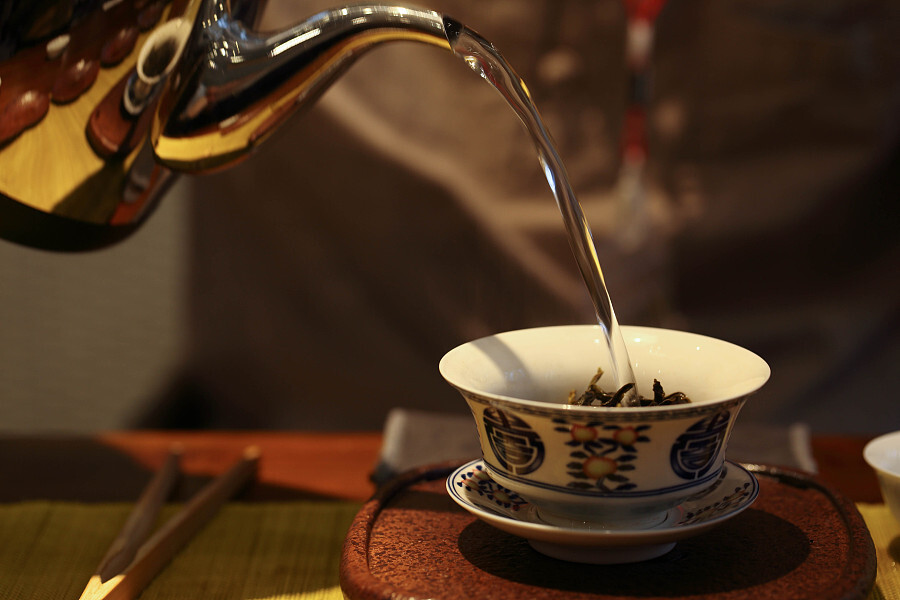 盘点生活中的4大减肥瘦身茶品
